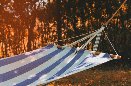 Are hammocks good for your back?