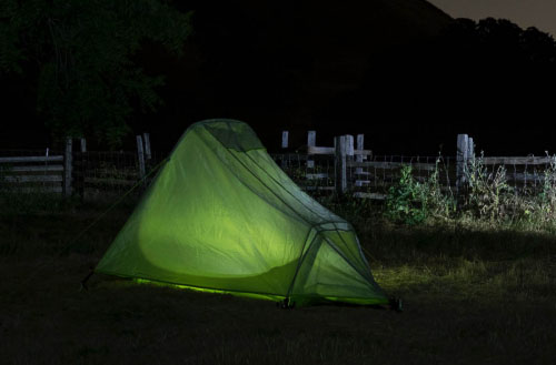Is backyard camping safe?